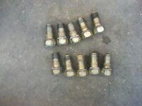 FORD NEW HOLLAND LS 45H CV 18S KOHLER ENGINE: WHEEL LUG NUTS