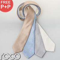 Boys Formal Occasion Ties Full Length Thin Striped Tie Weddings Holy Communion