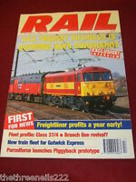 RAIL - PARCELFORCE LAUNCHES PIGGYBACK PROTOTYPE - APRIL 23 1997 #303