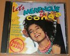 LET'S MERENGUE Y CONGA ALBUM CD D'OCCASION