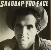 LP  * Joe Dolce Music Theatre - Shaddap you face *  gereinigt - cleaned
