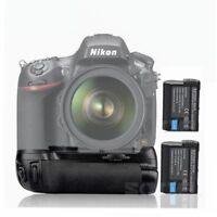 Vertical Battery Grip Pack for Nikon D800/D800E + 2x EN-EL15 MB-D12 Camera
