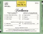 CD I MAESTRI DELLA MUSICA VOL.II/05 (GMD2/5) - BEETHOVEN SONATA N.8 E N.14