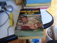 LIBRO POUR QUI SONNE LE GLAS ERNEST HEMINGWAY LE LIVRE DE POCHE 1962