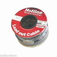 25M LEAD OUT CABLE FOR ELECTRIC FENCING