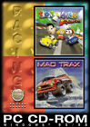ToyLand Racing / Mad Trax - 2 PC Vollversionen (PC)
