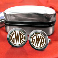 Great Western Railway Mens Gift Cufflinks GWR British