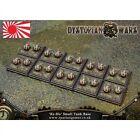 Dystopian Wars  Empire of the Blazing Sun Ke Ho Class Small Tanks DWBS25