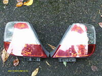 HONDA CIVIC 3 DOOR EP2 & EP3 FACE-LIFT R & S MODELS 2001-2006 SET OF REAR LIGHTS