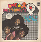THE LOVE UNLIMITED - love's theme / it may be winter outside 45