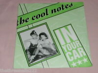 """VINYL 7"""" SINGLE - THE COOL NOTES - IN YOUR CAR - AD4"""