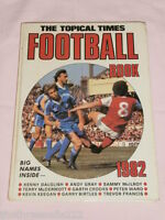 THE TOPICAL TIMES FOOTBALL BOOK 1982 126PP