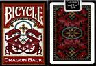CARTE DA GIOCO BICYCLE DRAGON, DA POKER MAGIA SPEDIZ GRATIS 1023554