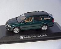 Skoda Octavia Kombi, grün, 1:43, NOREV
