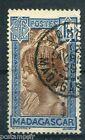 MADAGASCAR 1930-38, timbre 175B, JEUNE FILLE HOVA, oblitéré