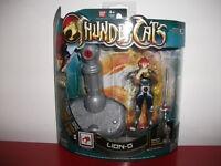 cosmocats thundercats figurine lion o lion-o deluxe thunderlynx NEUF BANDAI