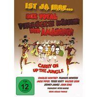 Carry on - Total verrückte Königin der Amazonen ( Kult Komödie ) mit Sid James