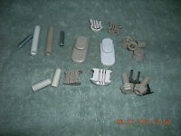 ((PELLA)) WINDOW,  HARDWARE FOR RAISE & LOWER SLIM SHADE, PARTS & ACCESSORIES