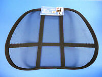 Mesh Back Support for Auto Car Home Office Chair Seat Lumbar Support