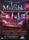 dvd musical Les Miserables. Il concerto. 25° Anniversario (2010)
