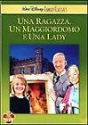 dvd film Una ragazza, un maggiordomo e una lady (1977)