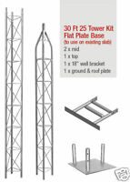 25G AMERICAN TOWER, AME25**NEW** W/ BASE-30 FOOT