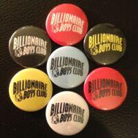 "BUY 2 & GET 1 FREE - Billionaire Boys Club Pin Button Badge - 1"" (25mm) Retro"