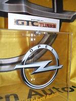 """Original Opel Schriftzug Aufkleber """" GTC TURBO """" Neu!!!"""