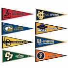 Big West BWC College Pennant Set