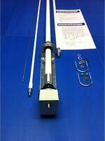 SE HF-360  FIBRE GLASS VERTICAL RADIAL FREE ANTENNA  80 TO 10 METRES