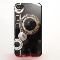 Retro Classic Camera Print Hard Case Cover Skin for Apple iphone 4 4S 4G 4th