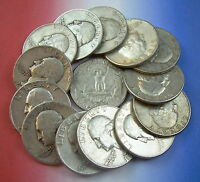3 Oz (14) WASHINGTON QUARTERS 90% SILVER Pre 1965 U.S. Coins US 1964&Older Junk