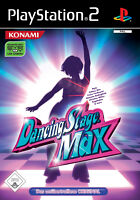 PS2 - Dancing Stage Max ohne EyeToy Kam. *NEU&OVP* Playstation 2 Tanzspiel