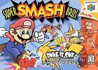 Super Smash Bros. (Nintendo 64, 1999)