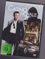 JAMES BOND 007 - CASINO ROYALE (2006) [DVD]