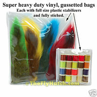 Fly Hive Fly Tying Storage Bags Small Threads Organize