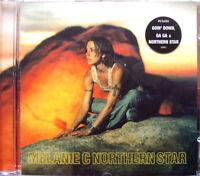 MELANIE C Northern Star CD Album 1999 WIE NEU SPICE GIRLS I Turn To You 90s Hit!