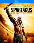 Spartacus: Gods of the Arena - The Complete Collection (Blu-ray Disc, 2011, 2-Disc Set)