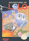 Adventures of Lolo (Nintendo Entertainment System, 1989)