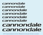 Cannondale Bicycle Decals-Transfers-Stickers #5