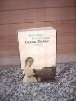 Hannas Töchter, ein Roman von Marianne Fredriksson