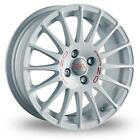 4 Cerchi in lega OZ Racing SUPERTURISMO WRC 6,5JX15 ET37 4X100
