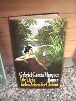 Die Liebe in den Zeiten der Cholera, ein Roman von Gabr