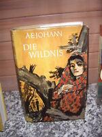Die Wildnis, ein Roman von A. E. Johann