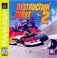 Destruction Derby 2 (Sony PlayStation 1, 1997)