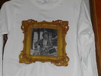 Salute to Gabrielle CoCo Chanel NEW longsleeve portrait  t-shirt