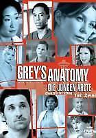DVD - Grey's Anatomy - Die jungen Ärzte - Die 2. Staffel - Teil 2