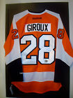 Claude Giroux Signed Philadelphia Flyers Home Jersey
