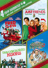 Holiday Comedy Collection: 4 Film Favorites (DVD, 2012, 4-Disc Set)