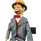 Mortimer Snerd Standard Upgrade Ventriloquist Dummy BETTER QUALITY!